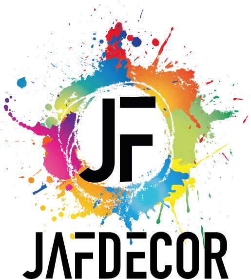 Jaf Decor, Peinture au pistolet, gravure laser, marquage digital, décoration, peinture technique – METTEZ DES COULEURS DANS VOS PROJETS